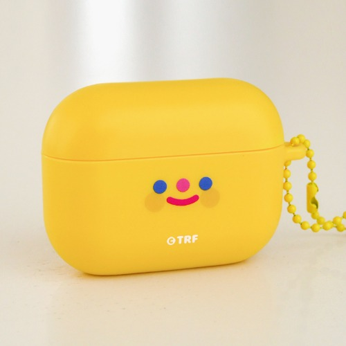 [리코더팩토리] AIRPODS PRO CASE - RiCO SMILE YELLOW