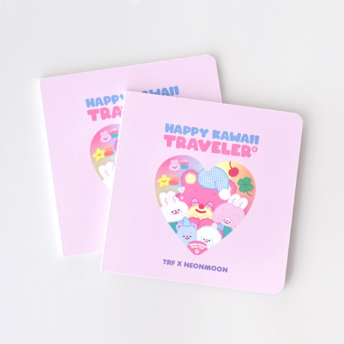 [리코더팩토리] TRF x NEONMOON STORYBOOK - HAPPY KAWAII TRAVELER